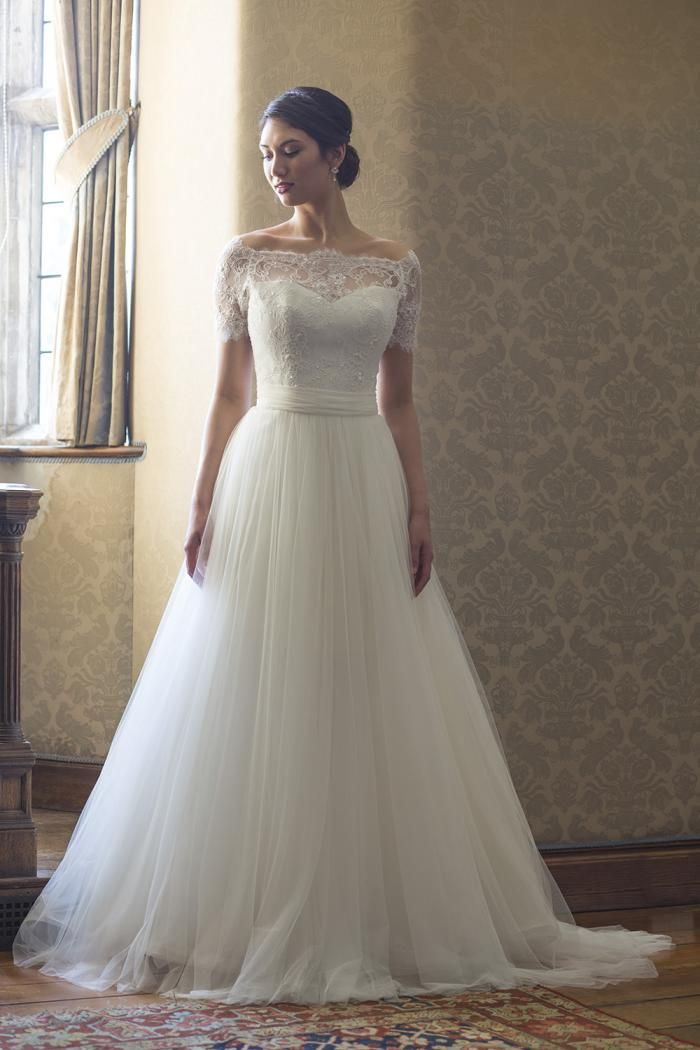 Augusta Jones Bridal dress | Augusta Jones Bridal 2014 | wedding ...
