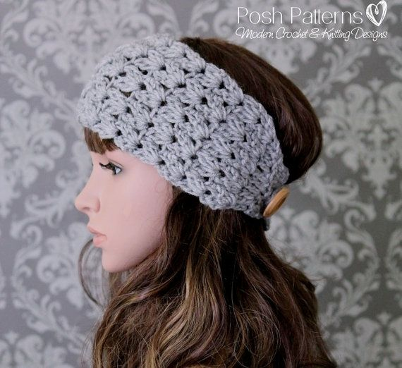 This is a CROCHET PATTERN only--NOT A FINISHED PRODUCT. This cozy ...