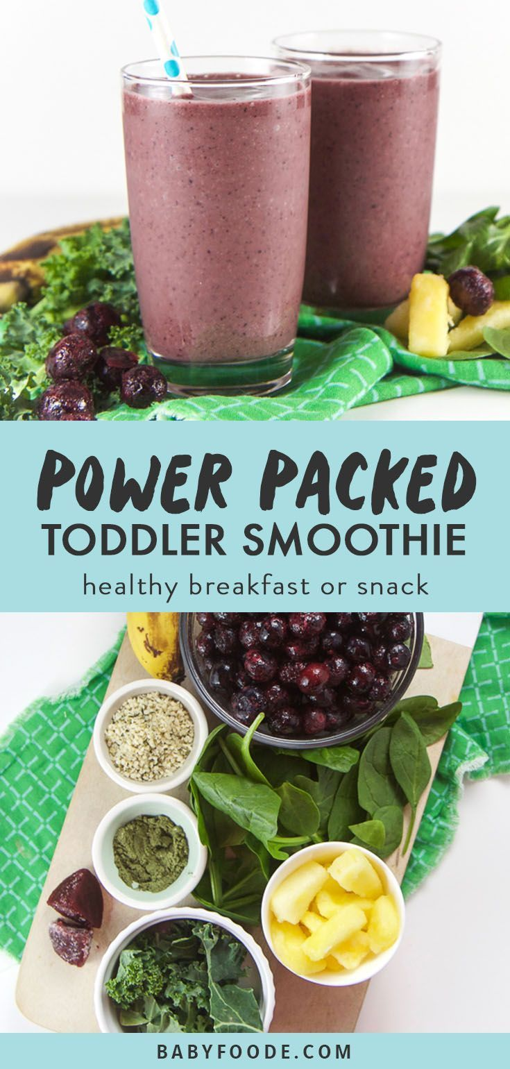 Kid Friendly Power Packed Smoothie Recipe Vegan Breakfast Smoothie Healthy Breakfast Smoothies Vegan Smoothies
