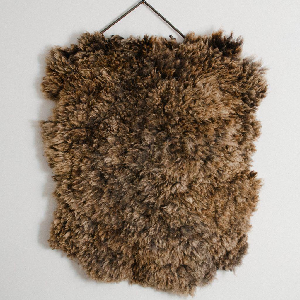 Fawny Soft Felted Sheepskin Rugs Handmade In Devon With Images Rugs Handmade Rugs Sheepskin Rug