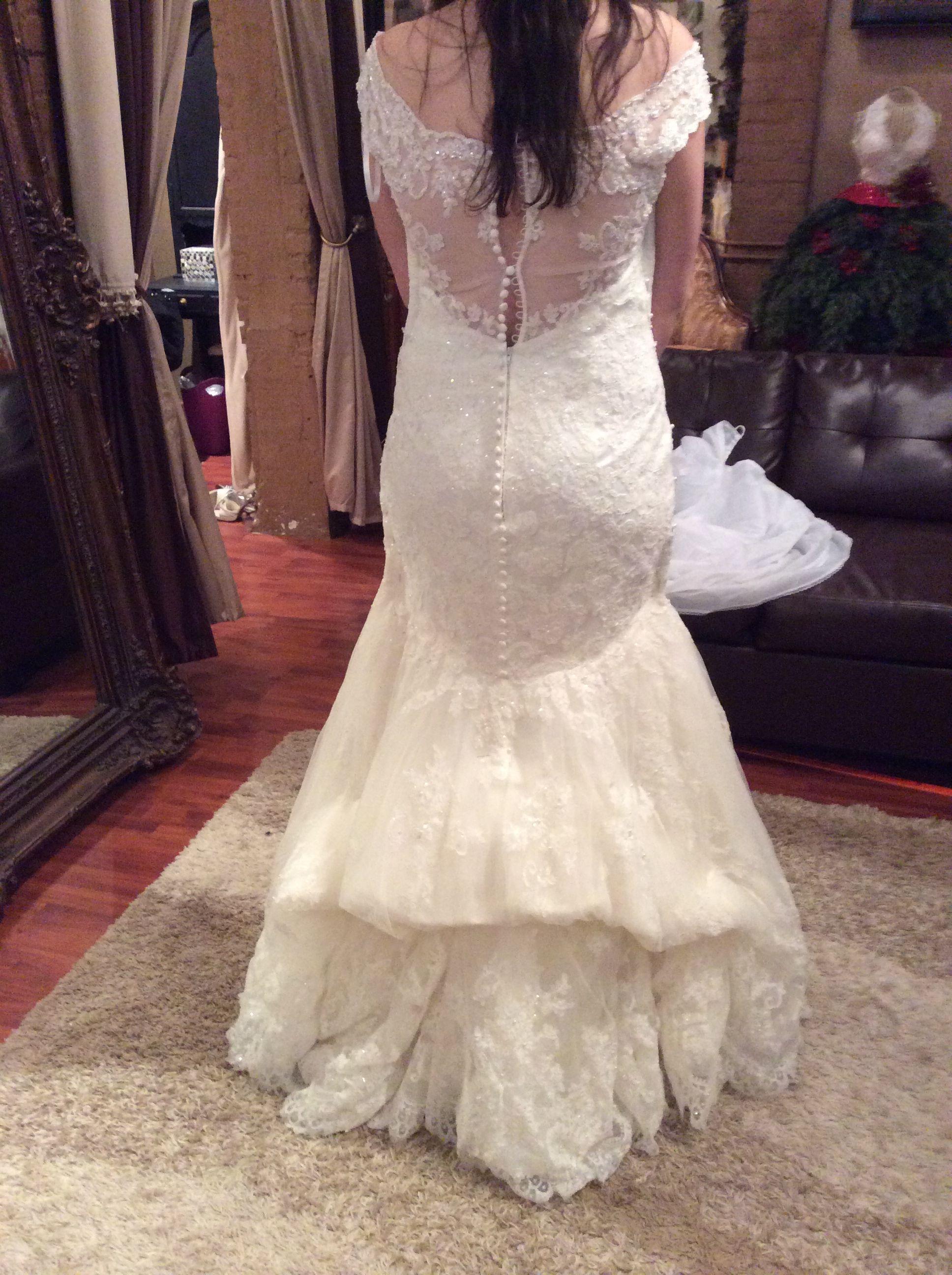 French Bustle Wedding Gown Bustle Styles Wedding Dress Bustle