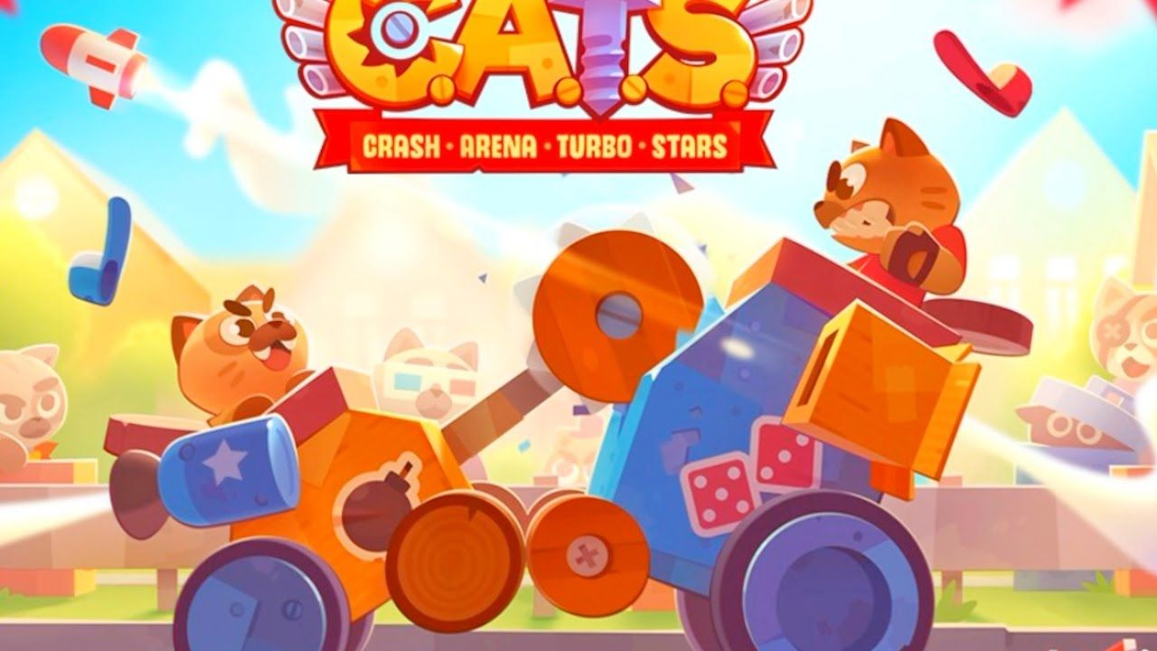 C A T S  Crash Arena Turbo Stars / Top Android Games
