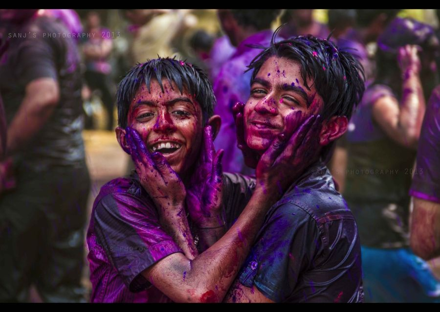 Pin on Holi 2015 Pictures