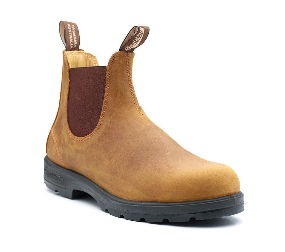 NEW Blundstone Style 561 Crazy Horse Leather Boots For Men US Sizes