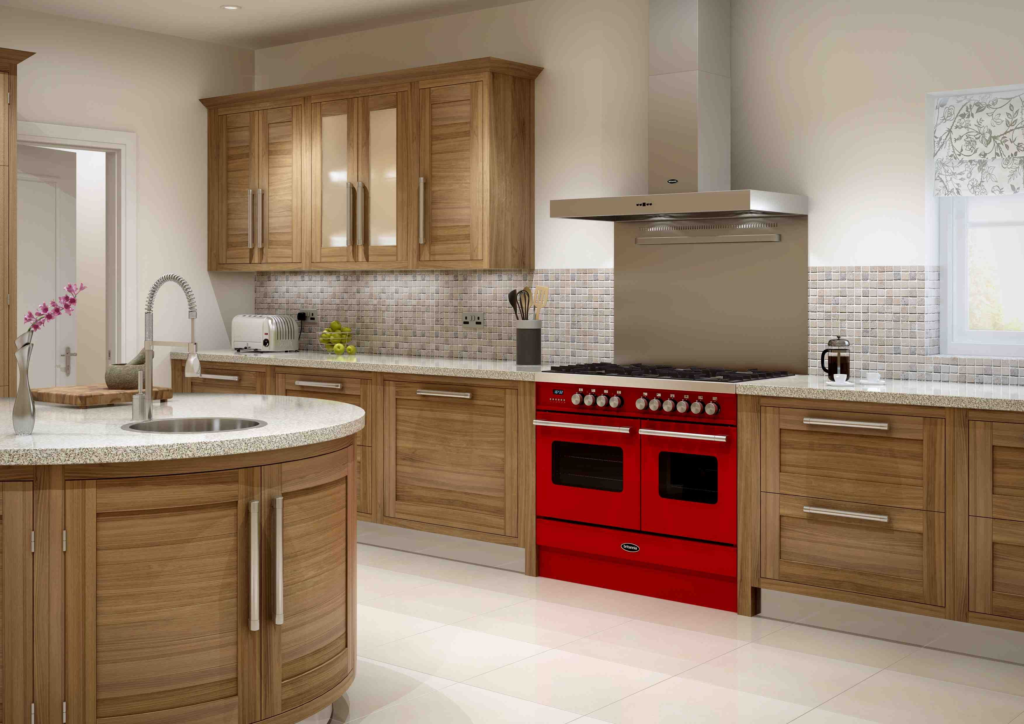 Interesting Kitchen Designs With Range Cookers 1000 Images About ...