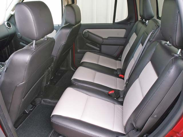 2007 ford explorer sport trac interior rear seat kool - Ford explorer sport trac interior ...