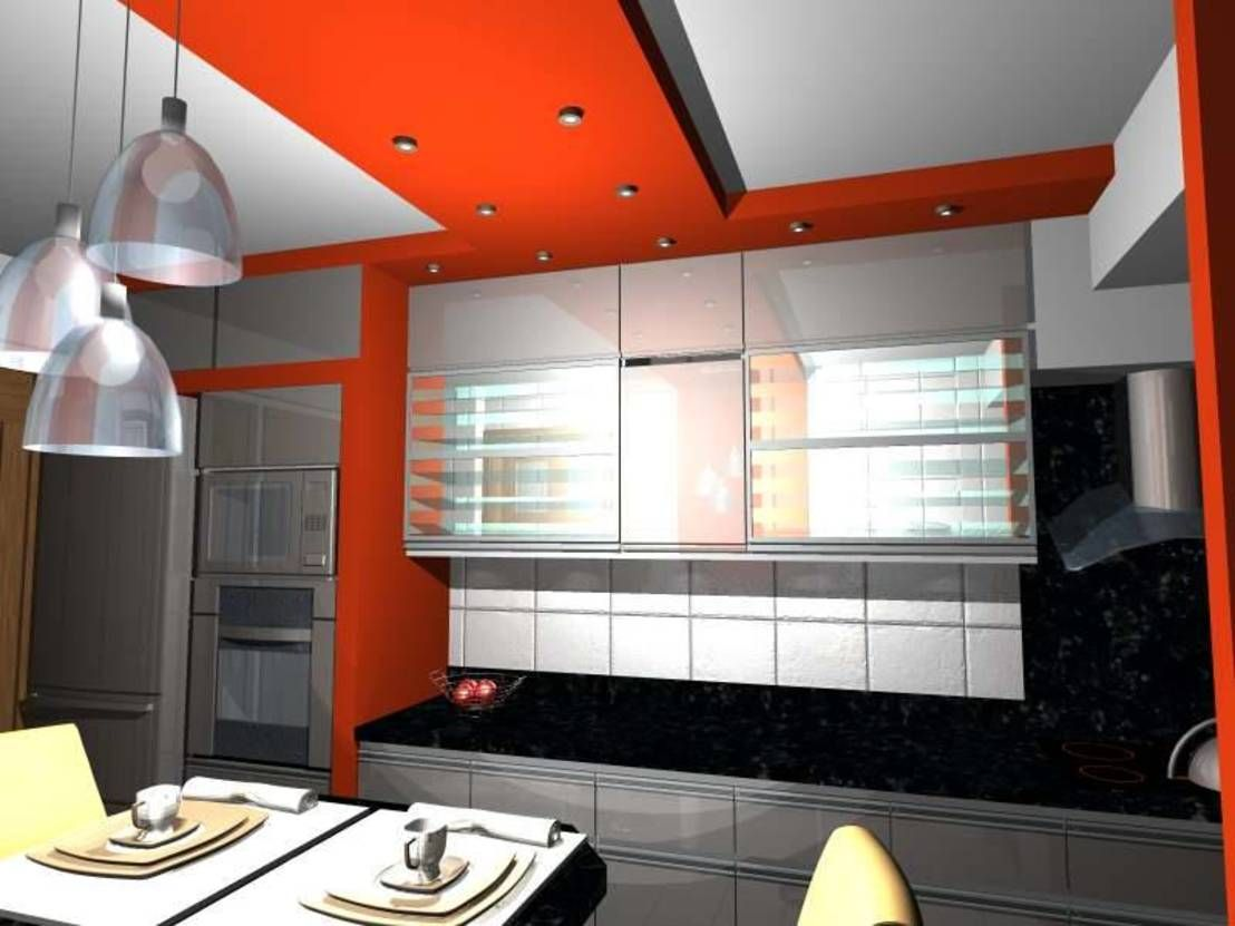 Encuentra las mejores ideas e inspiración para el hogar. Cocina integrada. por pb arquitecto   homify