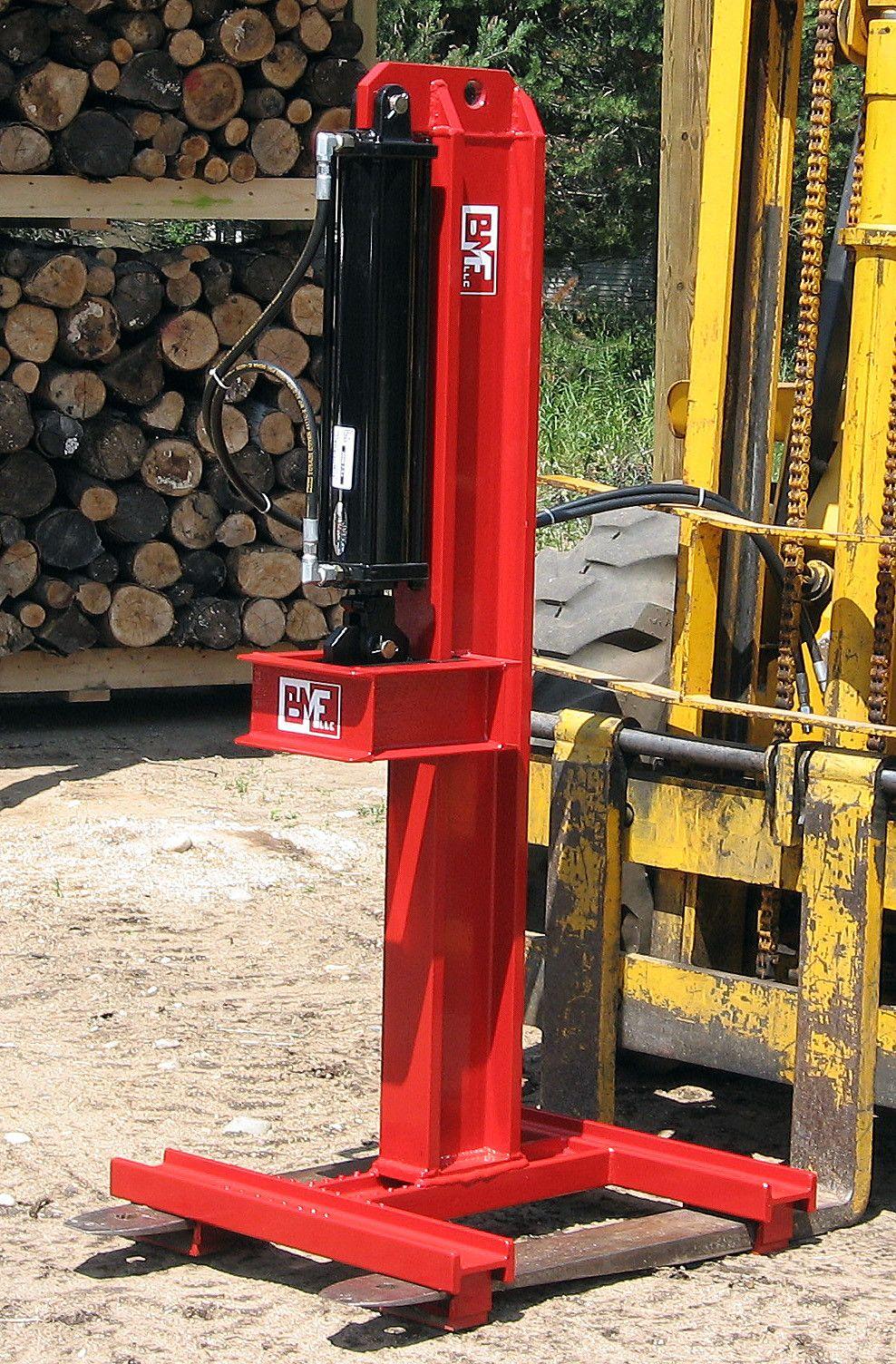 Log splitter by g borowicz in 2020 log splitter