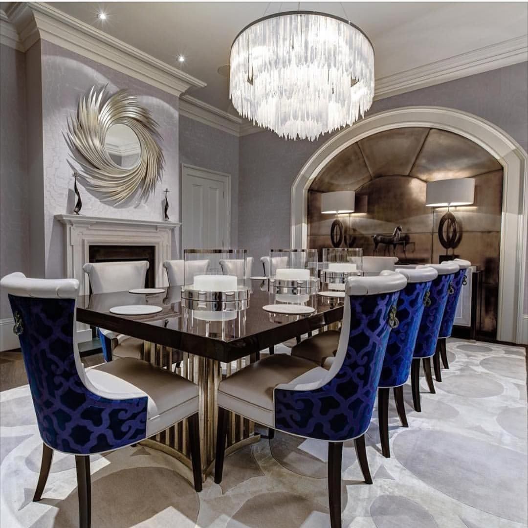 Furniture Luxury Dining Room, Classy Dining Room Chairs