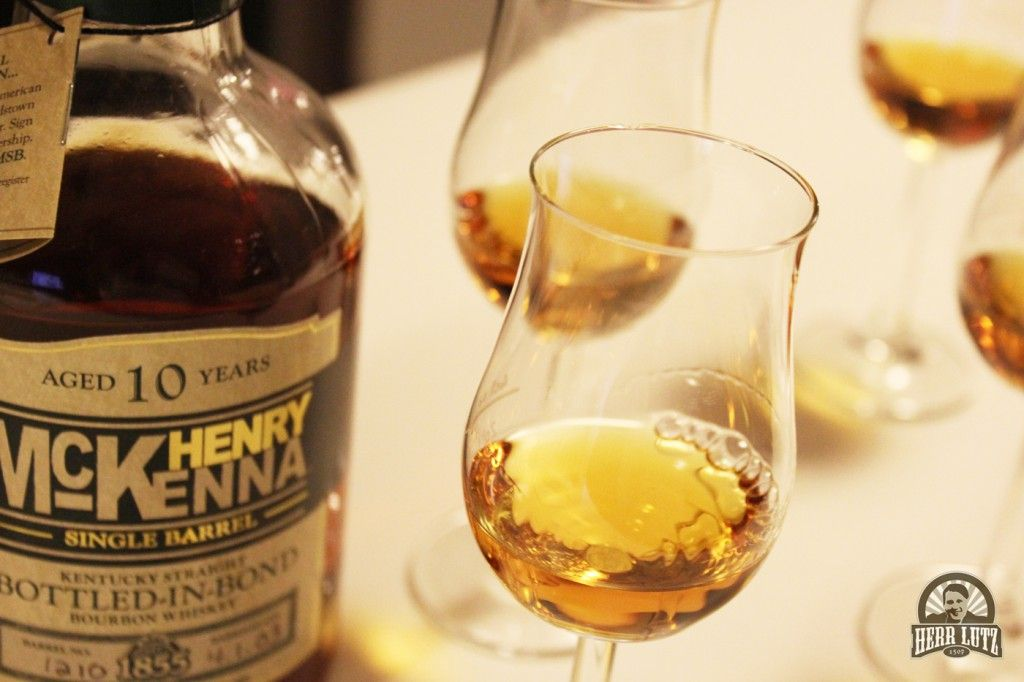 Bourbon & Rye Whiskey Tasting // Herr Lutz