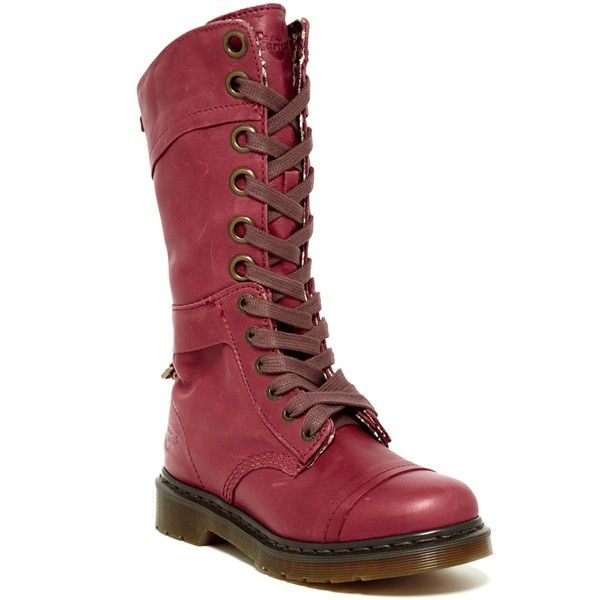 13a12994a1e Dr. Martens Triumph 1914 Boot ( 80) ❤ liked on Polyvore featuring shoes