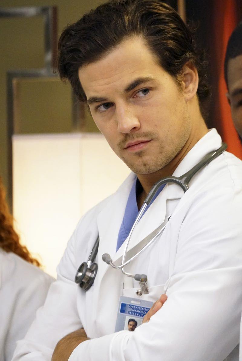 Giacomo Gianniotti in Grey\'s Anatomy | Giacomo Gianniotti ...