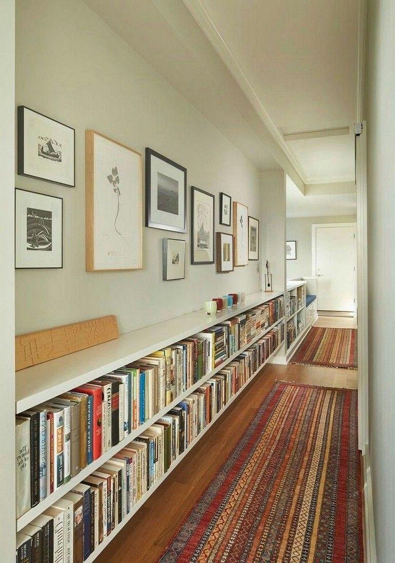 45+ Comfy Bookshelves Design Enhance Beauty Family Room