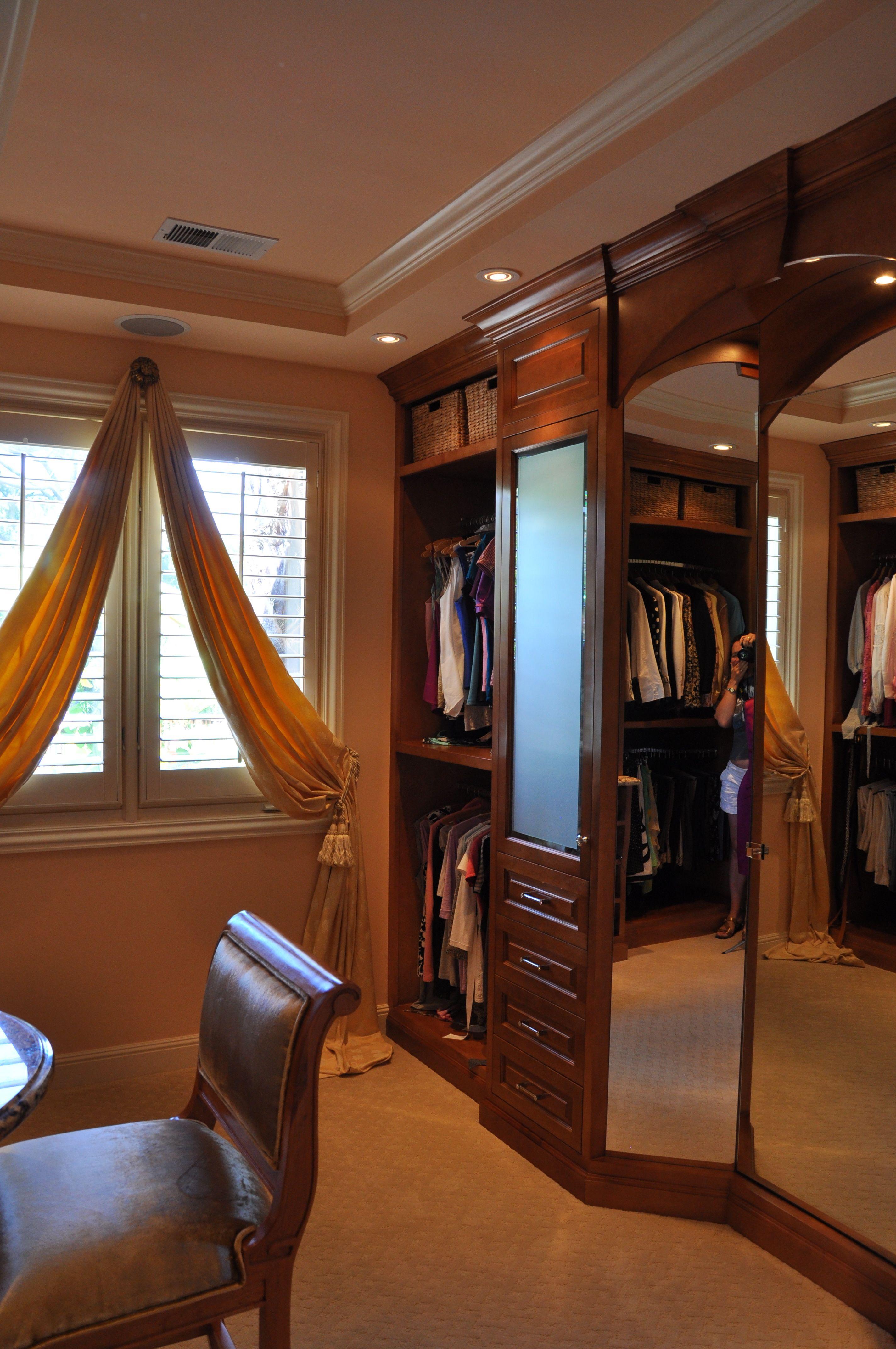 Gayle's closet