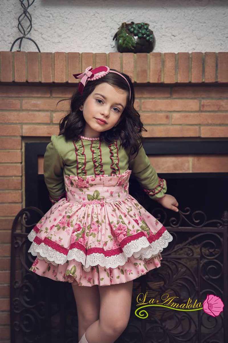 f52997757 Colecciones de vestidos de niñas se encuentran entre las propuestas  infantiles de la Amapola