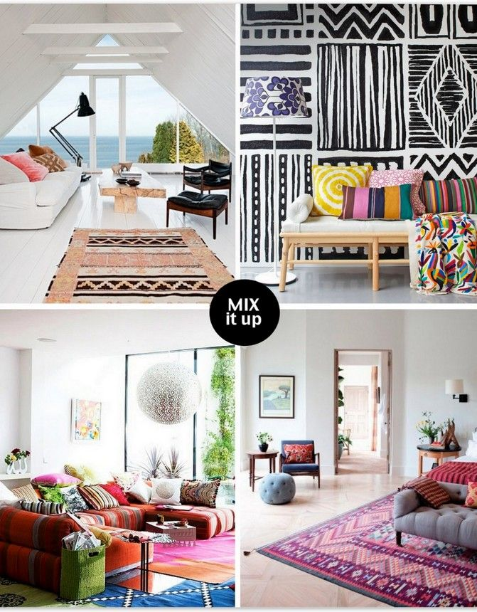 Modern Global Eclectic Interiors Design Lovers Blog Within Eclectic Interior Design Eclectic Interior Design Eclectic Interior