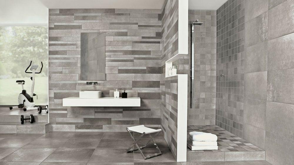 5 idées de carrelage pour la salle de bains - salle de bain carrelee