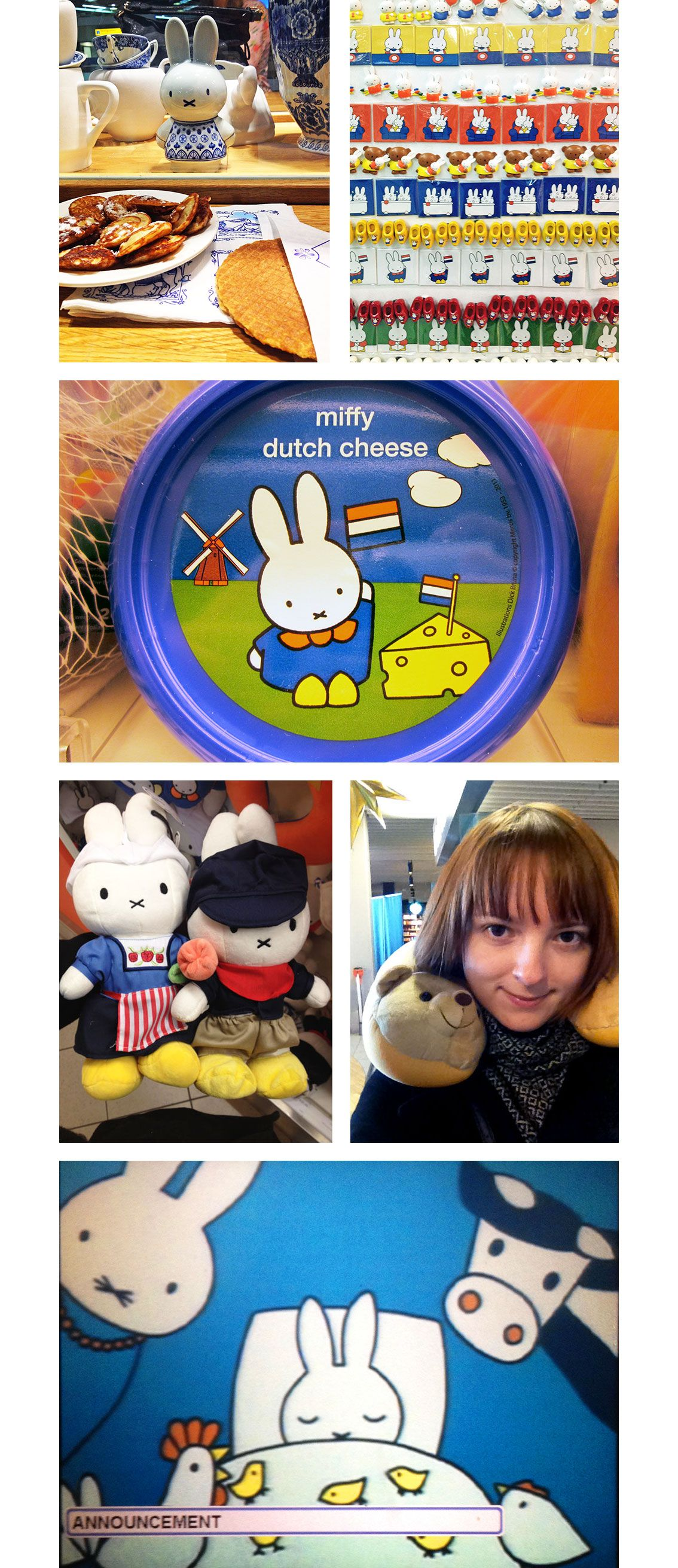 A Miffy fan's guide to Schiphol Airport and KLM