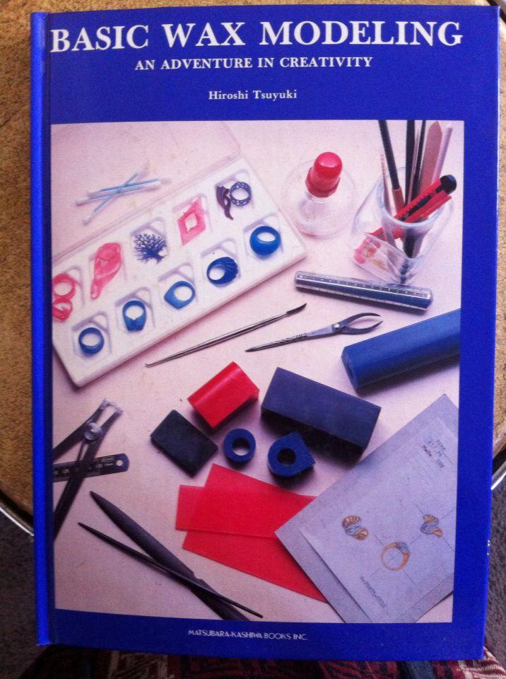 Wax modeling book