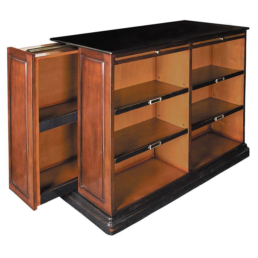 Make Hidden Compartment Furniture In Bookcase Jen Joes Design ...