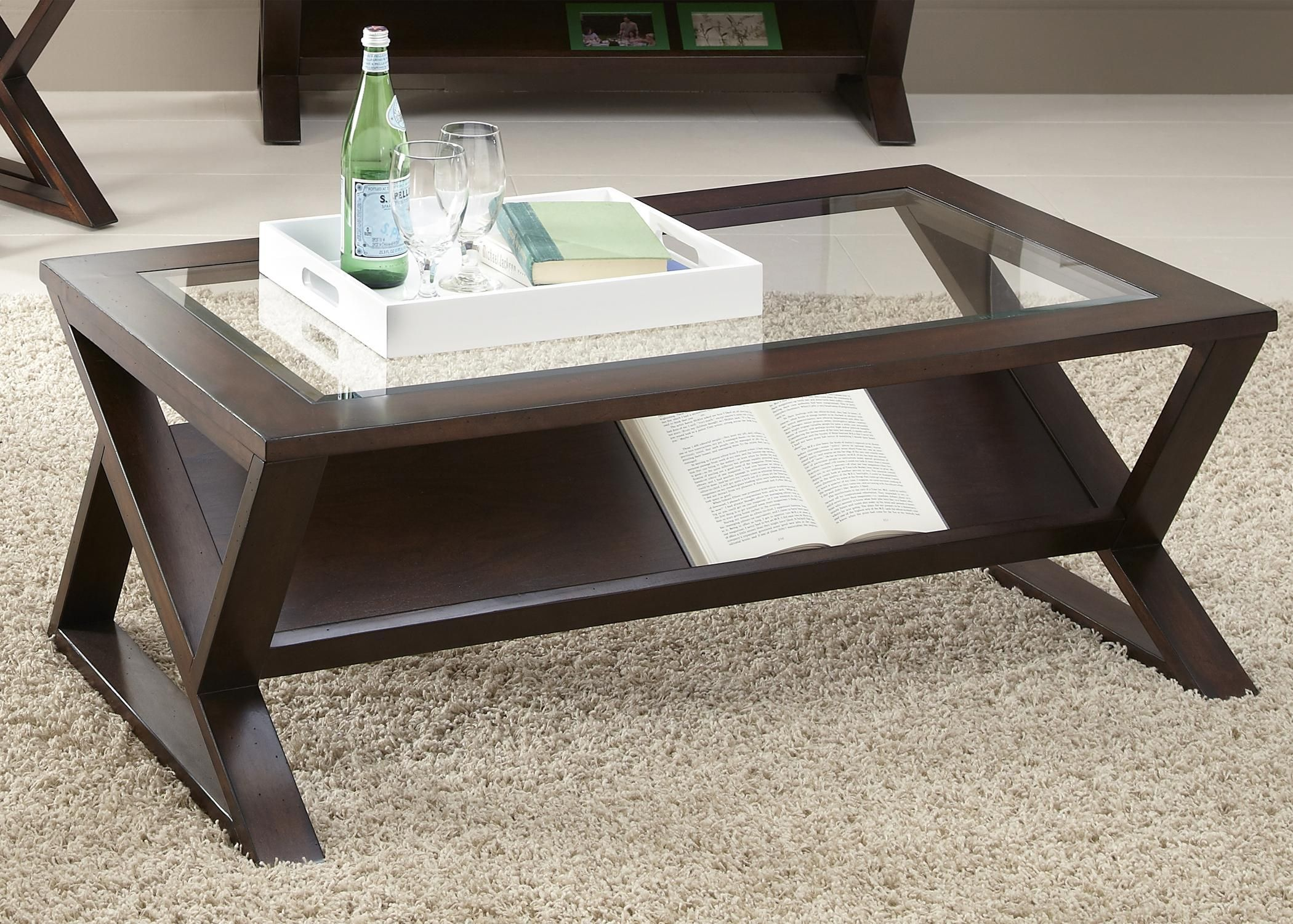 Madison Rectangular Cocktail Table By Liberty Furniture Liberty Furniture Coffee Table Sofa End Tables [ 1500 x 2100 Pixel ]