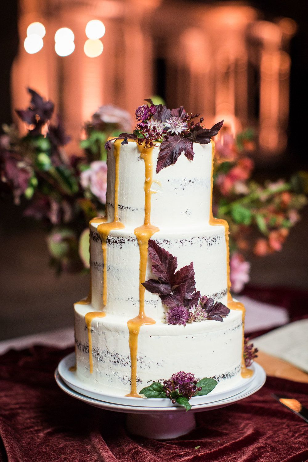 @Magan Gilliland - i think these tree cakes are so CUTE