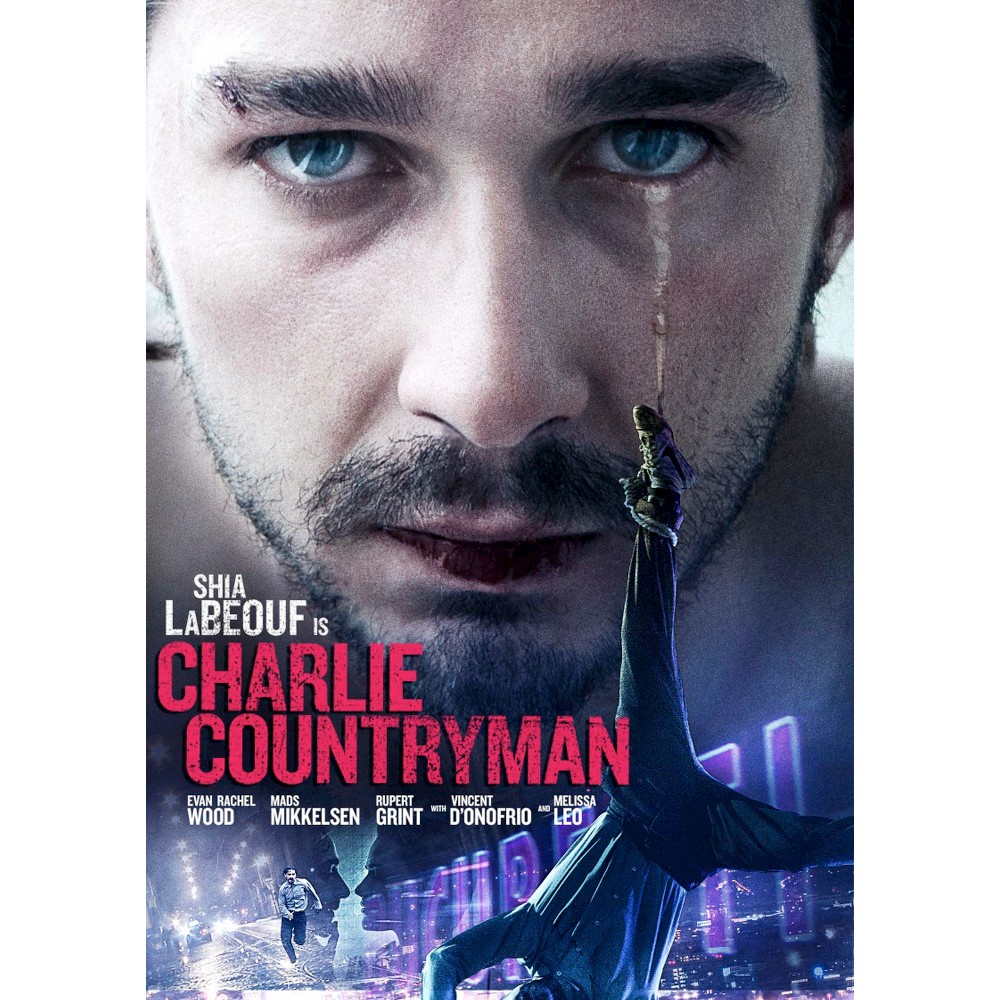 Charlie Countryman (dvd_video) Shia labeouf, Shia