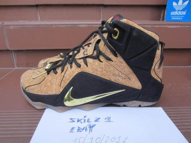 5bccb9840ab6 Nike Lebron 12 EXT Cork
