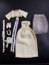 Vintage Sindy Doll 1964 Bridesmaid Set