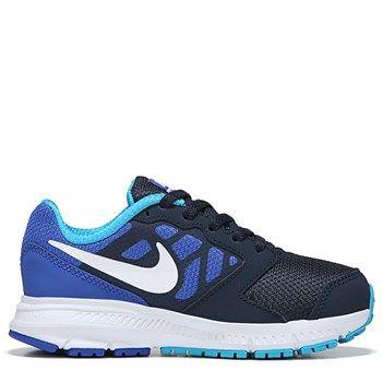 online retailer b069c 56144 Nike Kids  Downshifter 6 Running Shoe Pre Grade School Shoes (Blue Navy)