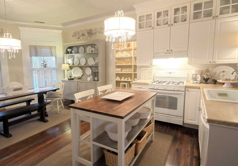 Portable Kitchen Island Part - 47: Beautiful Portable Kitchen Islands With Cabinet Plates