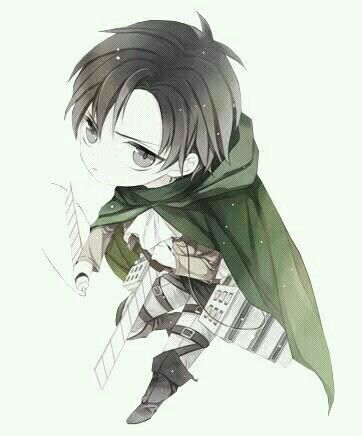 Levi Ackerman! shared by Saviour on We Heart It
