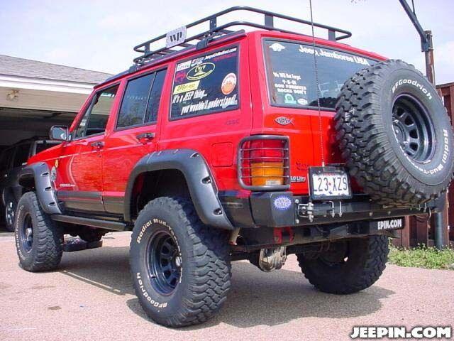Xj Tail Light Armor Where To Buy Jeepforum Com Jeep Xj Jeep Cherokee Xj Tail Light