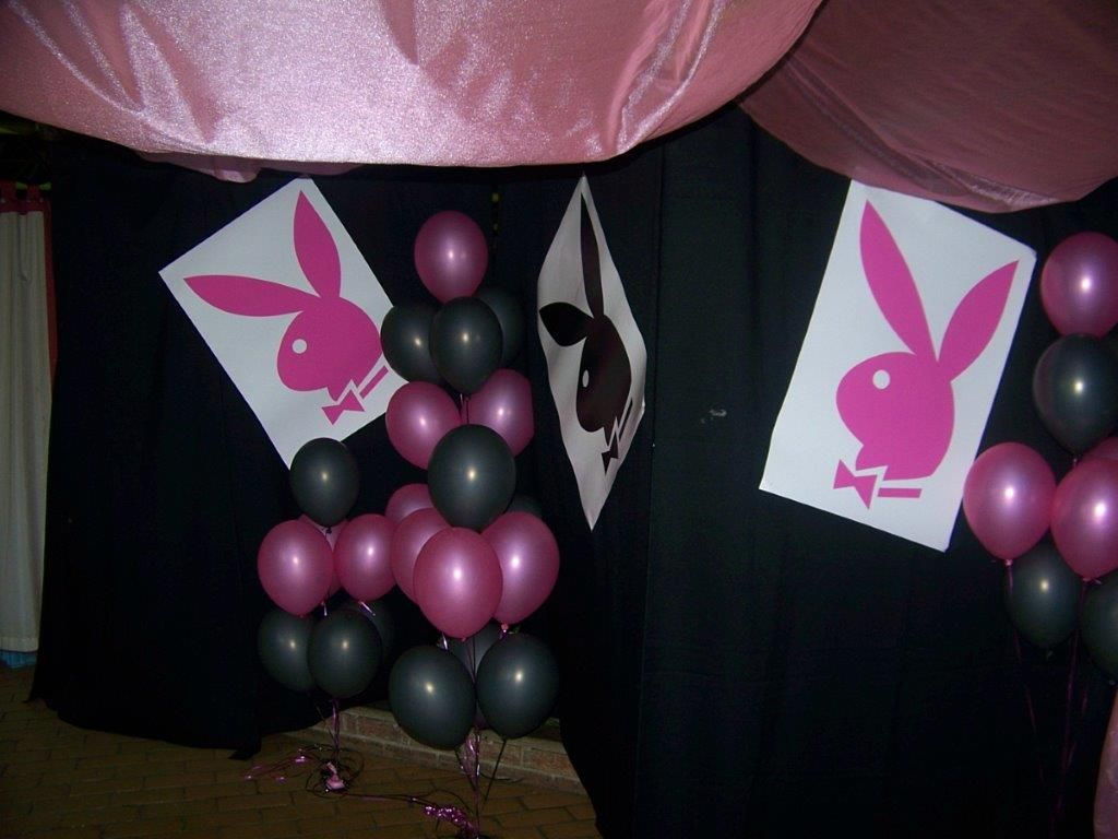 Playboy Party Decor Decor Pinterest Birthdays 21st Party And Themed Parties