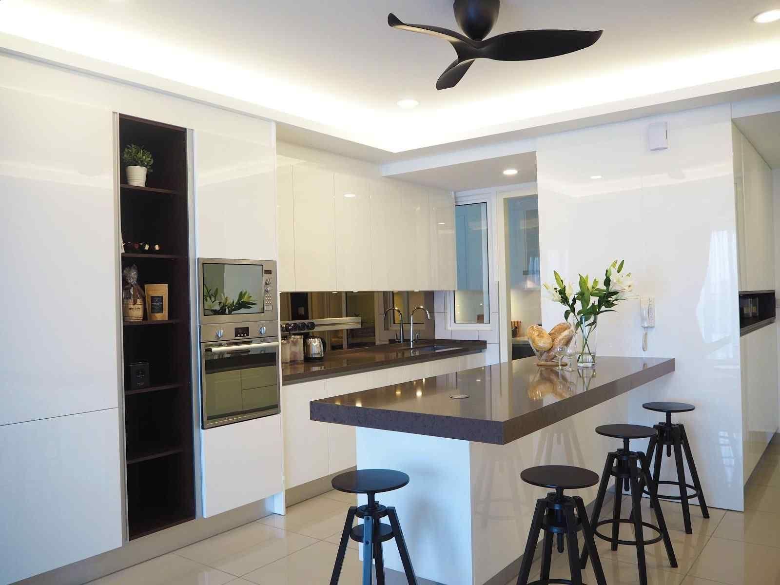 Wet Dry Kitchen Luxury Wet Dry Kitchen Dry Wet Kitchen For Residential Interior Design Renova Interior Design Kitchen Kitchen Interior Small Condo Kitchen