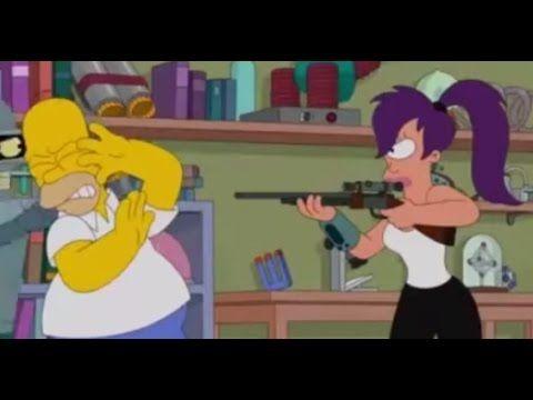 Os Simpsons 26ª Temporada Episódio 6: Simpsorama no passado e futuro