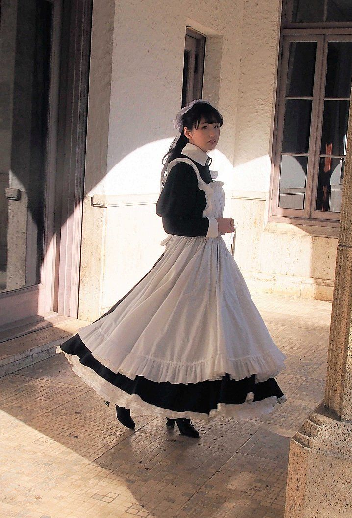 Satan the maid's outfit (C22-24)