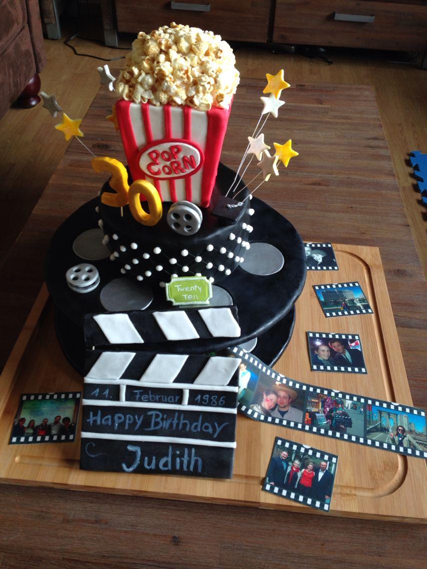 30 Geburtstagskuchen Geburtstagstorte Film Premieren