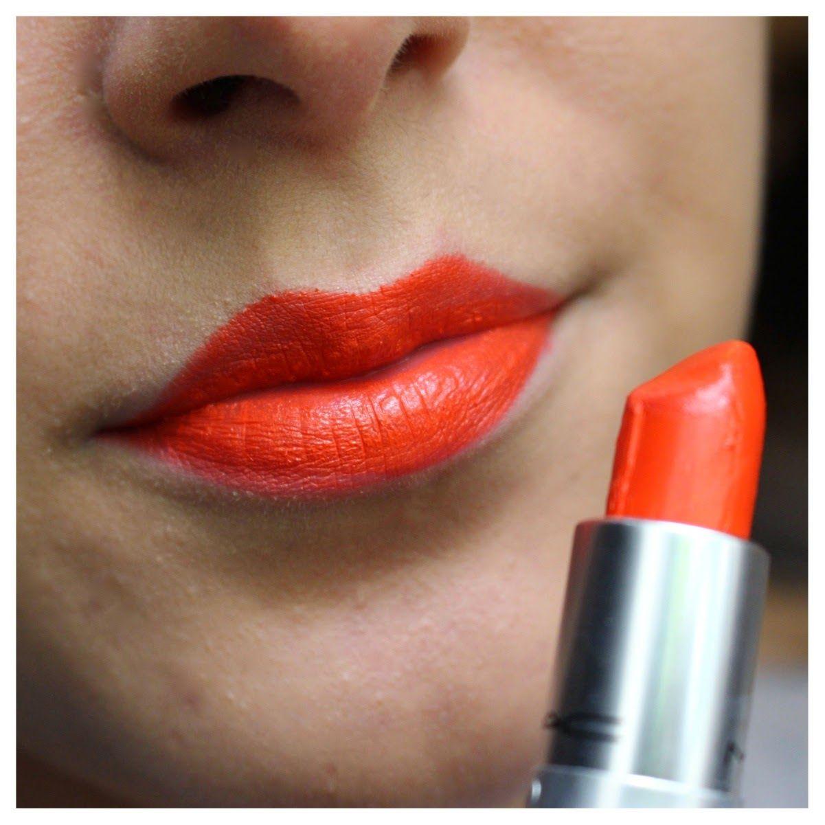 Favourite Bright MAC Lipsticks not your average in 2020