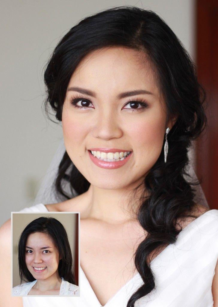 Pin By Clarissa Aiza Caballero On Hair Make Hair And Makeup Artist Wedding Hair And Makeup Best Airbrush Makeup