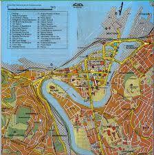 Trondheim City Map Trondheim Pinterest Trondheim and City