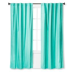 Curtains Aqua CurtainsTarget CurtainsLight