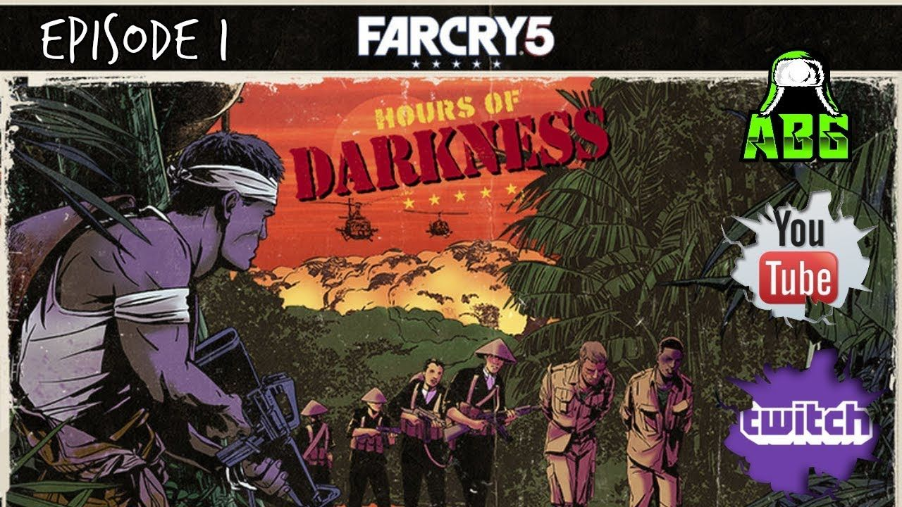 Far Cry 5 Hours Of Darkness Dlc 1 Gameplay Walkthrough Action
