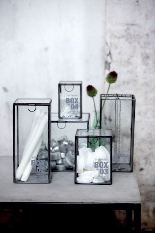 house doctor glass boxes flowers candles bar carts pinterest house doctor box and glass. Black Bedroom Furniture Sets. Home Design Ideas