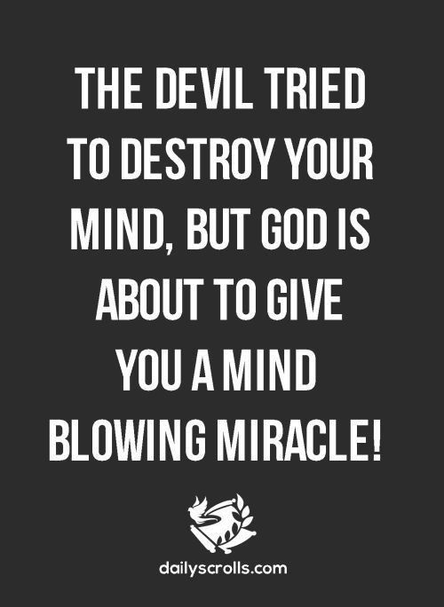 Your mind | Faith | Quotes about god, Bible quotes, Amazing