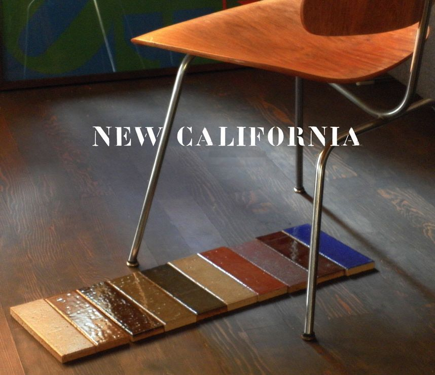 new california tile collection from cle