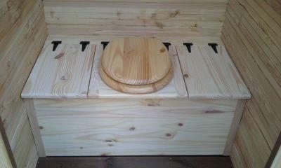 Kit toilette sèche sur mesure pour cabane existante ou votre WC d ...