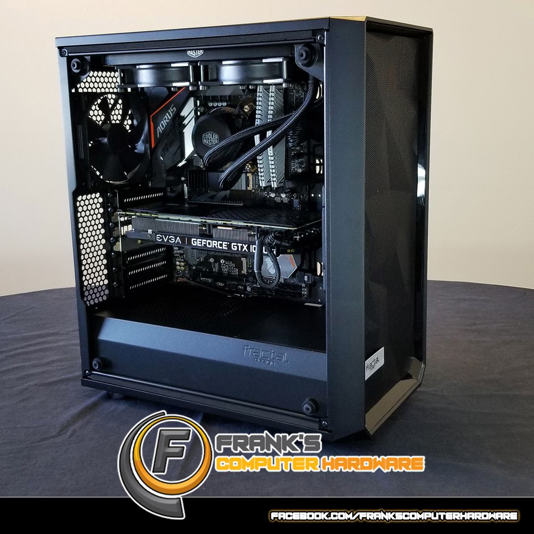 Affordable Extreme Performance Rgb Gaming Rig Computer Hardware Gaming Pcs Fractal Design