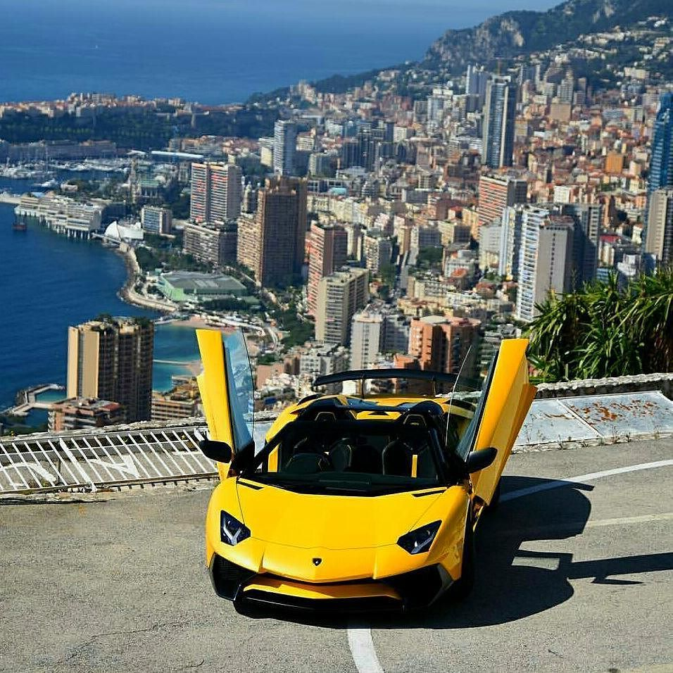 Elite Rent A Car Monaco France Monaco Lamborghini Supercar Cabriolet Luxury Mer Cotedazur Cars Aventador By Elite Monaco France Monaco Cote D Azur