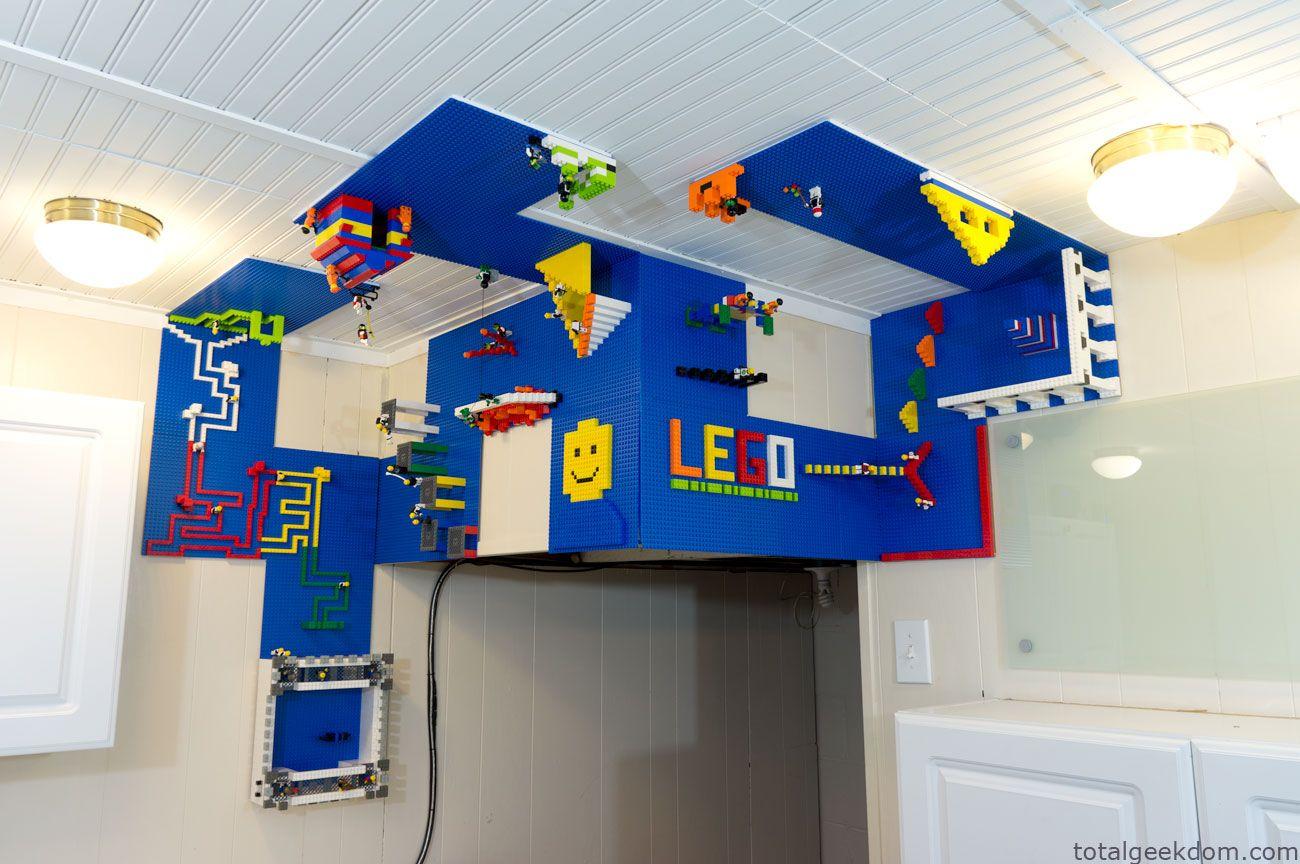 boys room lego ideas
